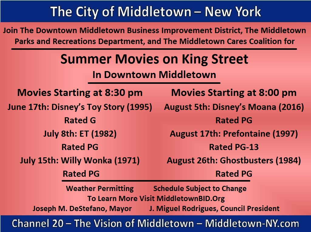Downtown movies