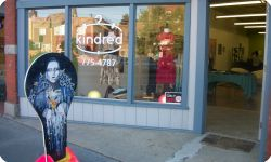 The Grand Opening of Kindred
