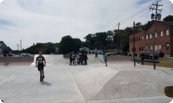 The 2017 Ribbon Cutting for the Middletown Skate Park